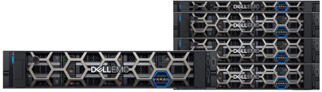 Achieving Operational Simplicity with VxRail